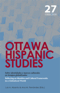 Ottawa Hispanic Studies No27