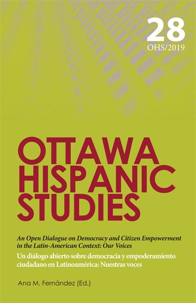 Ottawa Hispanic Studies 28
